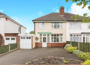 Thumbnail 3 bed semi-detached house for sale in Wychbury Road, Wolverhampton, West Midlands