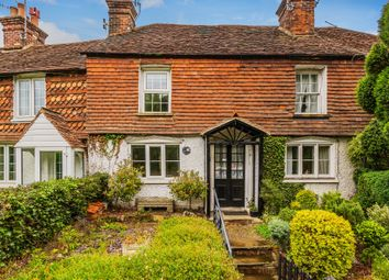Thumbnail 2 bedroom terraced house for sale in Westerham Road, Oxted