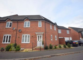 Thumbnail 3 bed semi-detached house for sale in Hull Street, Hilton, Derby