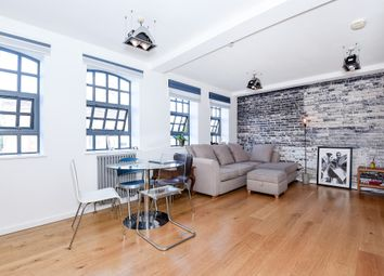 Thumbnail 1 bed flat for sale in Whitacre Mews, Kennington, London