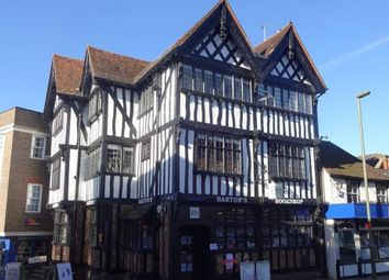 Thumbnail Commercial property for sale in 2 Bridge Street, Leatherhead