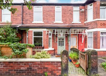 4 bed terraced house for sale in Nicolas Road, Chorlton Cum Hardy, Manchester M21