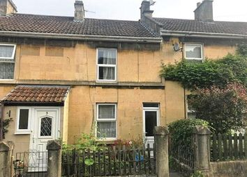 Thumbnail 2 bed terraced house for sale in South View Road, Bath