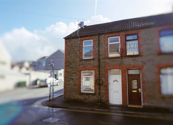 Thumbnail 3 bed end terrace house to rent in Crythan Road, Neath, West Glamorgan
