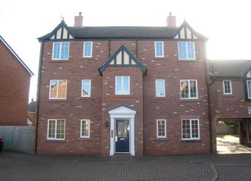 Thumbnail 1 bedroom flat to rent in Sutton Close, Nantwich