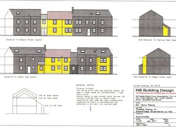 Thumbnail Land for sale in Edward Street, Hetton-Le-Hole, Houghton Le Spring, Tyne And Wear