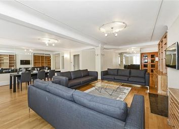 Thumbnail 4 bed flat to rent in Strathmore Court, Park Road, London
