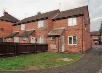 Thumbnail 2 bed end terrace house for sale in Burnaston Road, Aylestone, Leicester