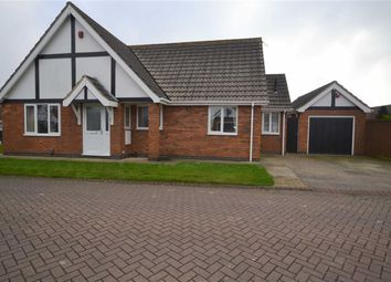 Thumbnail 2 bed bungalow for sale in Westbury Park, Cleethorpes, North East Lincolnshire