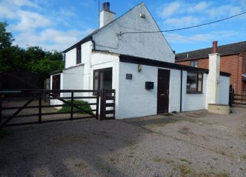 Thumbnail 2 bedroom detached house for sale in 50 Back Road, Gorefield, Wisbech, Cambridgeshire