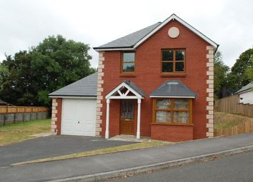 Thumbnail 4 bed property to rent in Devereaux Drive, Carmarthen