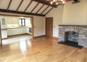 Thumbnail 2 bed barn conversion to rent in Broadlay, Ferryside, Carmarthenshire.
