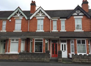 Thumbnail 2 bed flat to rent in Flat 1, 267 Oxford Gardens, Stafford
