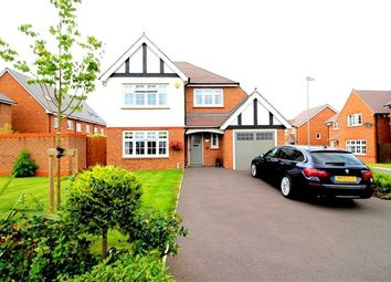 Thumbnail 4 bed property for sale in Stone Mason Crescent, Ormskirk