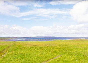 Thumbnail Land for sale in Plot 10 Ocean View, Opposite Lairo Water, Shapinsay, Balfour