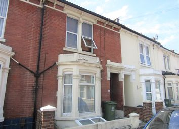Thumbnail 4 bedroom flat for sale in Manners Road, Southsea, Hampshire