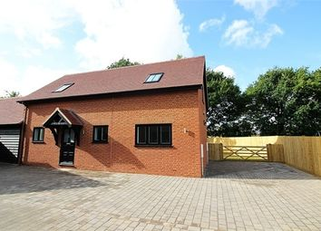 Thumbnail 3 bed detached house for sale in Crown Hill, Upshire, Essex