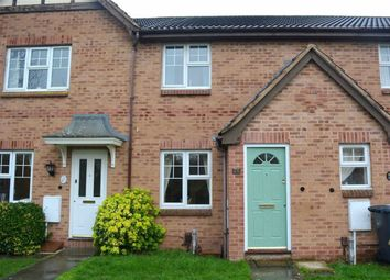 Thumbnail 2 bed terraced house for sale in Kestrel Gardens, Quedgeley, Gloucester
