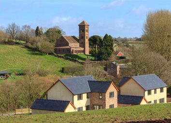 Thumbnail 4 bed detached house for sale in Tresseck Mill Road, Hoarwithy, Hereford, Herefordshire