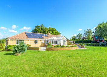Thumbnail 4 bed detached bungalow for sale in The Fen, Baston, Peterborough