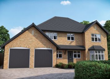 Thumbnail 5 bed detached house for sale in Plot 1 Warwick Park Shaw Lane, Albrighton, Wolverhampton