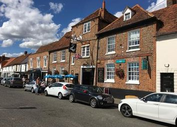 Thumbnail Commercial property for sale in The Swan Hotel Thame, Upper High Street, Thame, Oxfordshire
