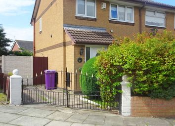 Thumbnail 3 bed semi-detached house for sale in Darmonds Green Avenue, Anfield, Liverpool