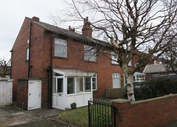 Thumbnail 3 bed semi-detached house to rent in Hill Crescent, Leeds Road, Birstall, Batley
