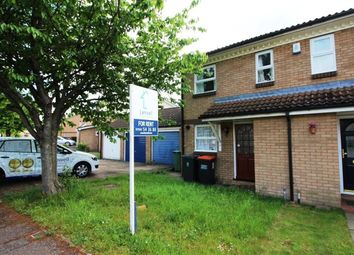 Thumbnail 2 bed property to rent in Fensome Drive, Houghton Regis, Dunstable