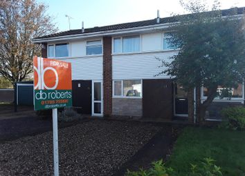 Thumbnail 2 bed terraced house for sale in Greensome Crescent, Stafford