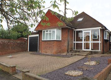 Thumbnail 4 bed detached bungalow for sale in Copthall Road West, Ickenham
