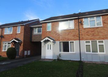 Thumbnail 3 bed terraced house to rent in Shaw Road, Shrewsbury