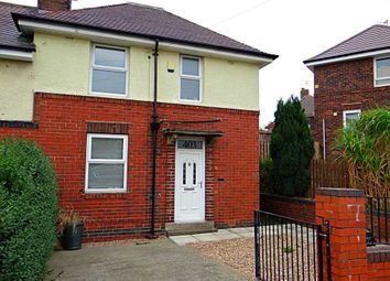Thumbnail 2 bed semi-detached house to rent in Arbourthorne Road, Sheffield