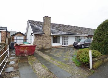 Thumbnail 2 bed bungalow for sale in Park Road, Great Sankey, Warrington