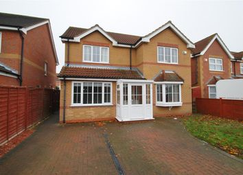 Thumbnail 4 bed detached house for sale in Jonathan Drive, Skegness