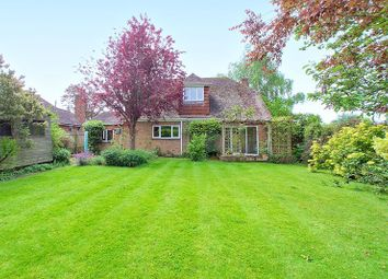 Thumbnail 3 bed detached house for sale in Flaxman Avenue, Chichester