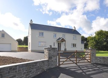 Thumbnail 5 bed detached house for sale in Maes Y Felin, Meidrim Road, St Clears
