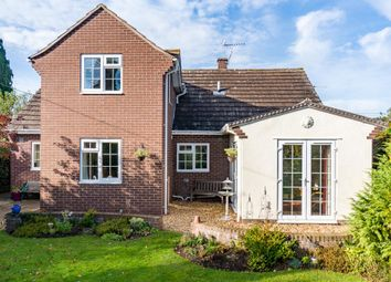 Thumbnail 4 bed detached house for sale in Stapleton, Dorrington, Shrewsbury