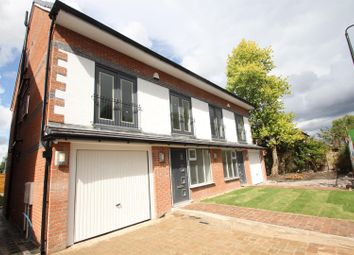 Thumbnail 4 bed semi-detached house for sale in Renton Road, Stretford, Manchester