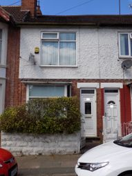 Thumbnail 3 bedroom terraced house to rent in Marlborough Road, Coventry, West Midlands