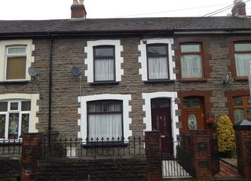 Thumbnail 3 bedroom terraced house for sale in Glanville Terrace, Maerdy, Ferndale