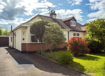 Thumbnail 2 bed semi-detached bungalow for sale in Rye Walk, Ingatestone, Essex