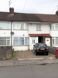Thumbnail 3 bed terraced house to rent in Bower Way, Slough