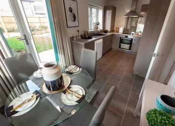 Thumbnail 2 bed link-detached house for sale in Stiffkey Court, Kings Lynn