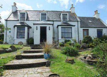 Thumbnail 3 bed detached house for sale in Burnbank, Brogaig Staffin Isle Of Skye