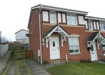 Thumbnail 2 bedroom terraced house to rent in Mcmahon Drive, Newmains, Wishaw
