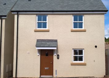 Thumbnail 2 bedroom detached house for sale in Court Barton Close, Exeter