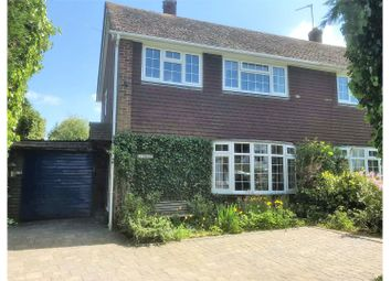 Thumbnail 3 bed semi-detached house for sale in Charlton Lane, Maidstone