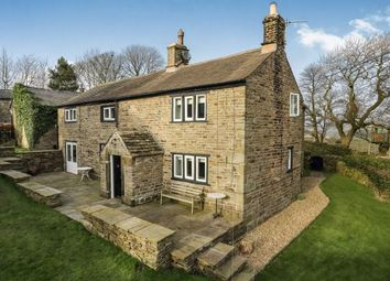 Thumbnail 4 bedroom detached house for sale in Whitle Fold, New Mills, High Peak, Derbyshire