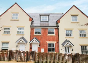 Thumbnail 3 bed terraced house for sale in Hyde Park Walk, Andover